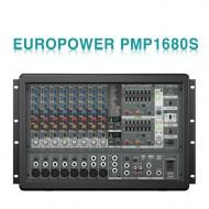 PMP1680S /듀얼멀티 FX 프로세서와 FBQ 피드백감지시스템, 1600와트 10채널의 파워드믹서앰프