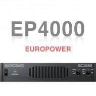 EP4000 /ATR기술이 탑재된 프로페셔널 4000W, 경량 스테레오 파워 앰프