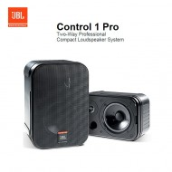 Control 1Pro/JBL Professional/과부하보호/브라켓포함/1조2개/150와트