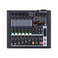 카날스 BKG-80 아날로그 8채널 믹서 이펙트내장