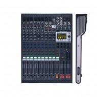 카날스 BKG-120  전문가용 이펙트 오디오믹서 디지털이펙터 12채널 팬텀내장 랙포함